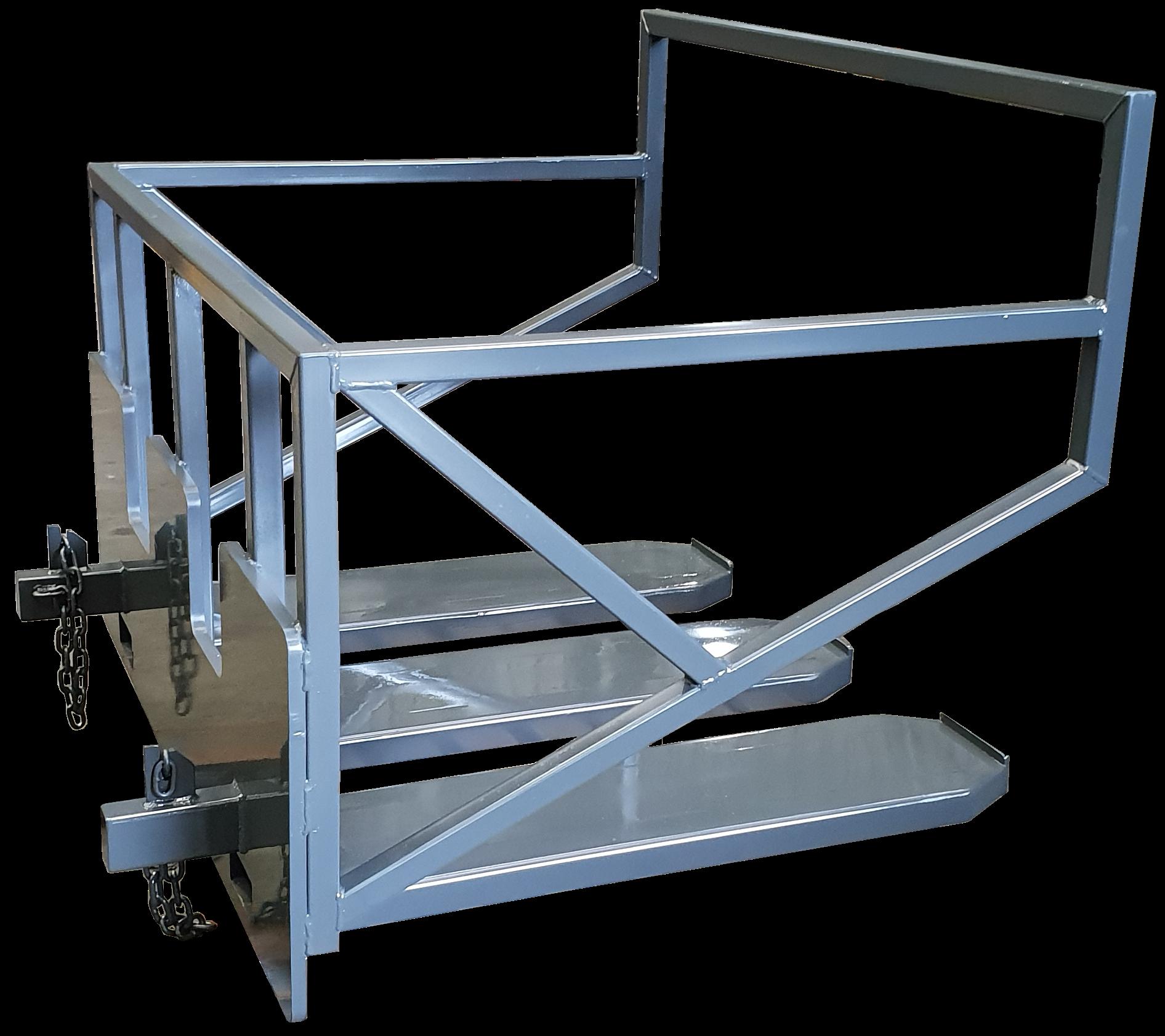 Milk Crates Frame